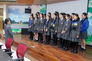 2Kambala學校校歌演唱
